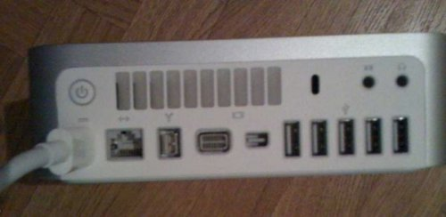 Leaked photo of the next-gen Mac Mini?