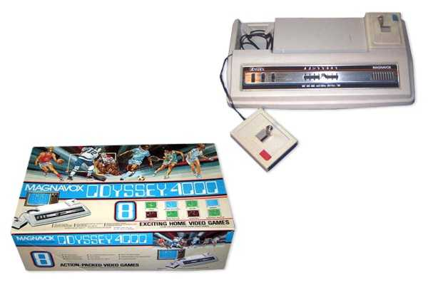 Magnavox Odyssey 4000