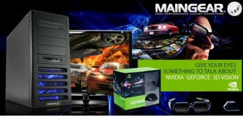 Maingear intros Prelude 2 3D gaming workstation