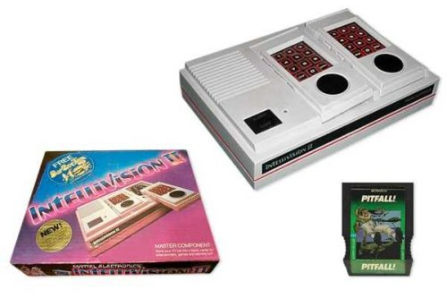 Mattel Intellivision II