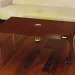 The mousetrap coffee table
