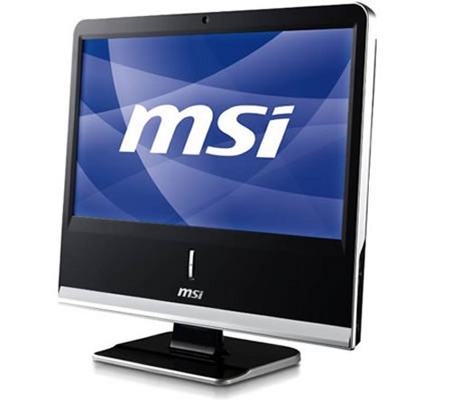 MSI AP1900 is the slimmest All-In-One LCD PC