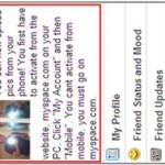 MySpace gets new mobile website