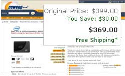 Newegg Intel SSD Deal