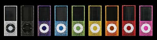 Elton John's blinged iPod nano