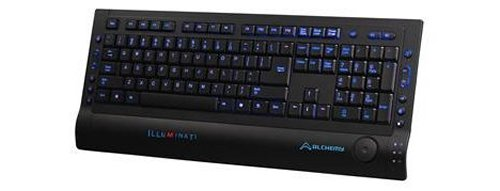 OCZ Alchemy Illuminati keyboard