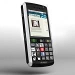 BlackBerry meets the Optimus Keyboard