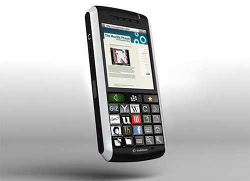 BlackBerry meets the Optimus Keyboard