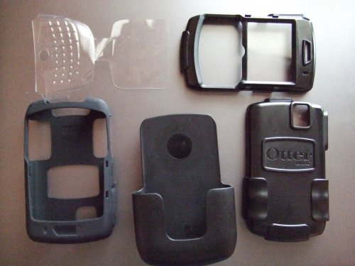 OtterBox Blackberry Curve Defender case pieces