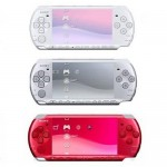 PSP hits Europe with trio of new colors