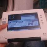 Eee PC 701 prototype UMPC
