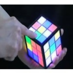 Rubik&#039;s TouchCube: The first touchscreen Rubik&#039;s Cube