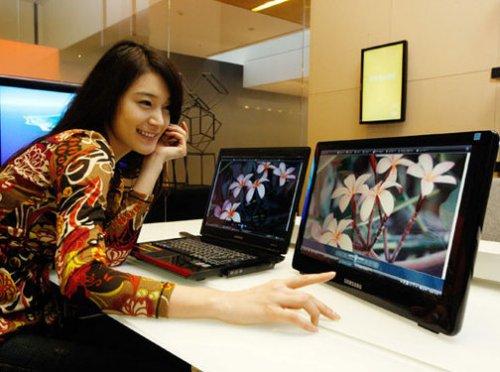 Samsung Lapfit external display