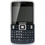 Samsung C6625 with Windows Mobile, QWERTY keyboard