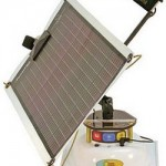 Solar ChumAlong personal solar tracking device