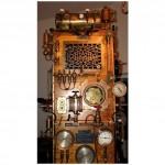 Steampunk Frankenstein computer case mod