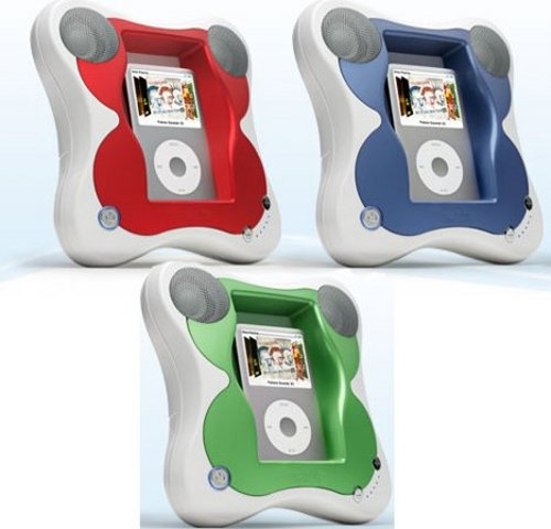 Vestalife Butterfly iPod speaker dock