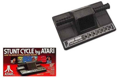 Atari Stunt Cycle