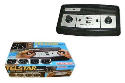 Coleco Telstar Alpha
