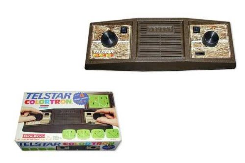 Coleco Telstar Color