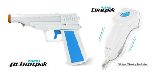 New Wii accessories from Nyko