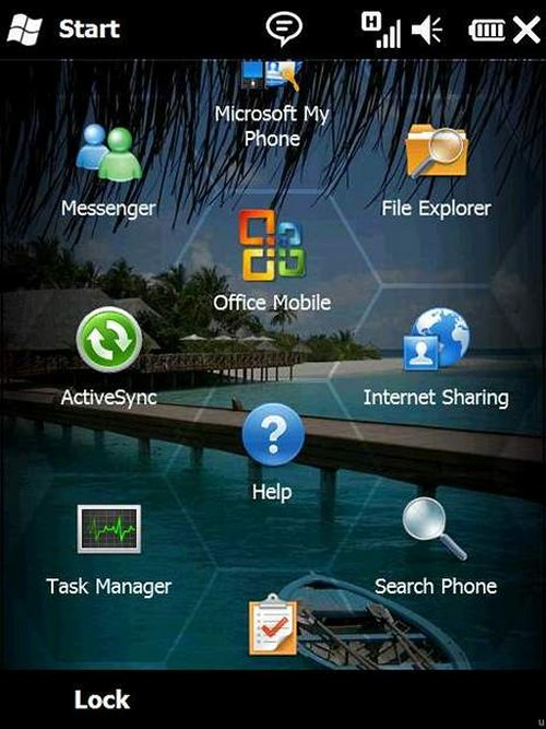 Windows Mobile 6.5 OS unveiled