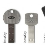 LaCie's itsaKey, iamaKey and PassKey USB drives available