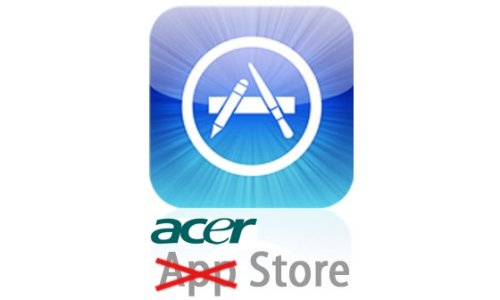Acer wants its own App Store
