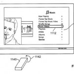 Apple Magic Wand controller patent