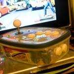 Ghetto mod: Tupperware Arcade Stick