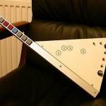 Arduinocaster MIDI keytar