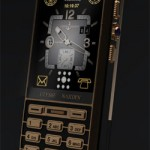 Chairman phone for the rich and geeky