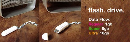 Tampon USB flash drive