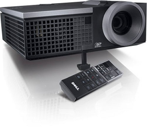 Dell preps DLP projector with dual VGA, HDMI