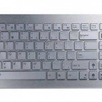 Asus Eee touchscreen keyboard PC