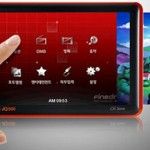 FineDrive iQ500 personal navigation system