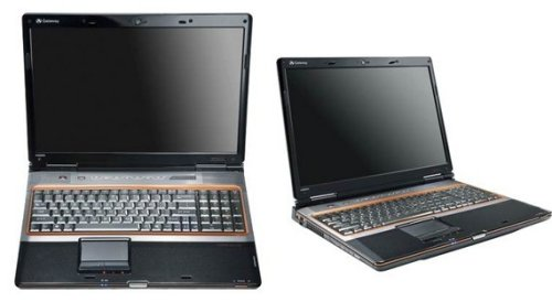 Gateway 17-inch P-7808u FX multimedia laptop