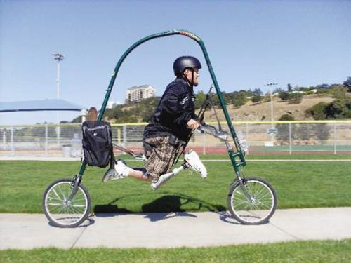 GildeCycle lets the handicapped run