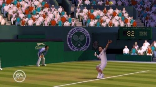 EA bundling Wii MotionPlus with tennis game in Europe?