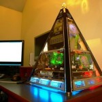 Pyramid PC mod built by ancient astronauts