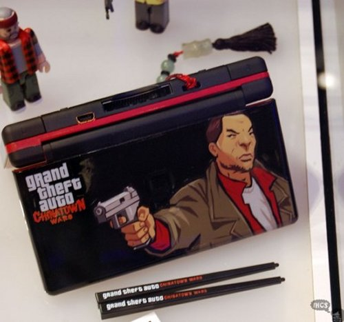 GTA: Chinatown Wars DS Lite