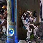 Cool Halo Xbox 360 diorama