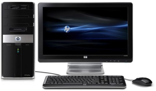 HP intros new Pavilion Elite m9600 desktops, widescreen monitors