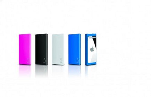iLuv announces new 3rd Gen iPod Shuffle cases