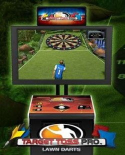 Target Toss Pro video game