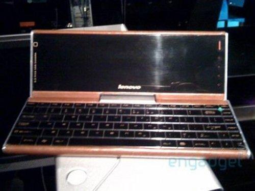 Lenovo prototype resembles the Sony Vaio P