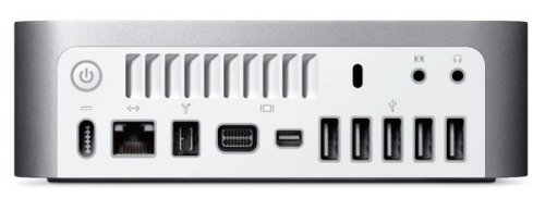 Apple Mac mini lineup gets GeForce 9400M graphics