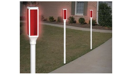 Solar Driveway Markers