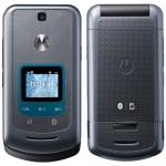 Motorola VE465 clamshell is built tough
