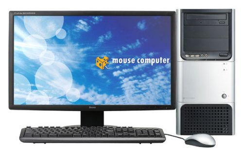 Six new desktops from Mouse Computer's MDV Advance ST Series